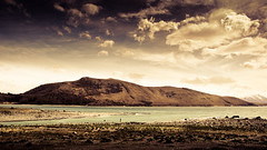 New Zealand Landcape - Lake Tekapo (Momento Creative) Tags: newzealand lake nikon d70 naturallight southisland tekapo lightroom