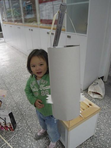 katharine娃娃 拍攝的 9小野人的環保燈籠。