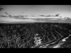 Impact: Beauty Out Of Damage (PhilB_PbArtWorks) Tags: mono destruction impact quarry philb pbartworks