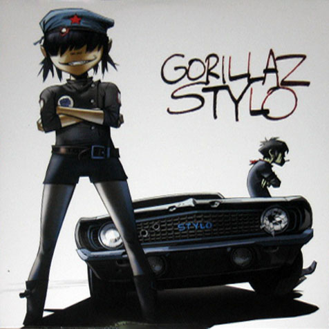 GORILLAZ Stylo FEATURING MOS DEF AND BOBBY WOMACK