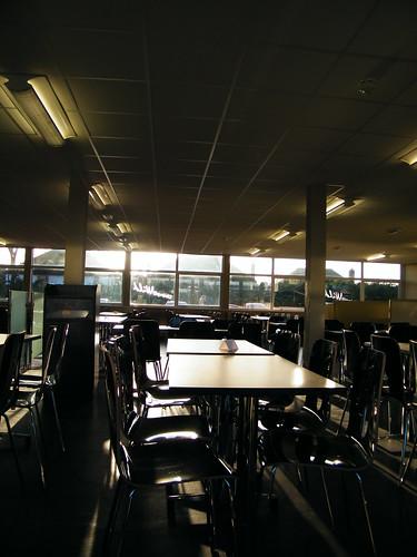 Shiny canteen