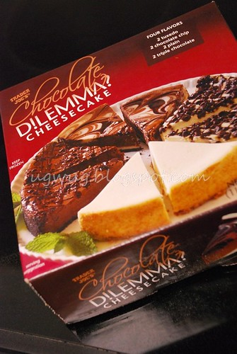 Chocolate Dilemma Cheesecake