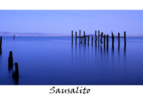 Sausalito - Sunset to Dusk