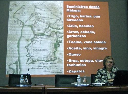 """V Ciclo de conferencias """"Sociedad y Población en Melilla en la Edad Moderna"""""""