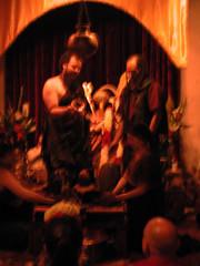 MahaShivaRatri Prasad-2010 by Richard Lazzara-  DSCN1091