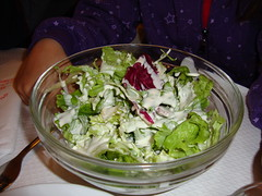 salade verte melangee