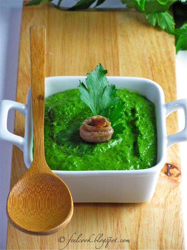 Salsa verde ...amodomio