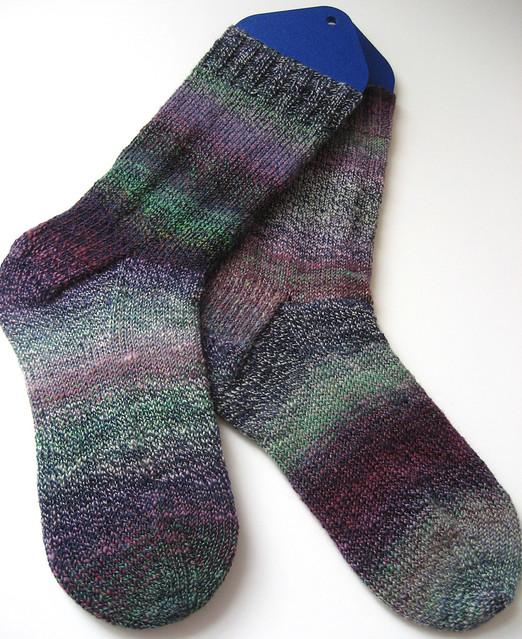 First ever handspun socks!