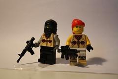 Random figs ( Nemer ) Tags: lego random figs brickarms