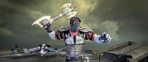 Warhawk Champion's Blade