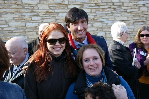 Evan, Anna, and Katie