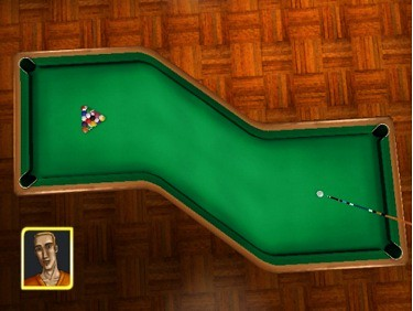 King of Pool PSP 3