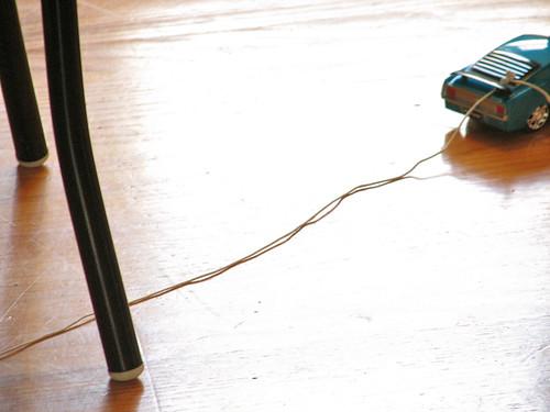 Cat String 5