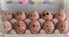"""Yeahhhhhhhh, we survived!!"" (Ameliepie) Tags: food rock easter season happy lyrics spring song live band queen eggs april 2010 survive happyfaces wearethechampions"