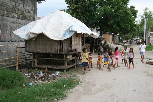 Manila Slums, Philippines Royalty Free Stock Image   Stock