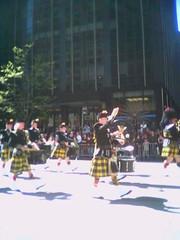 Tartan Day Parade 2010