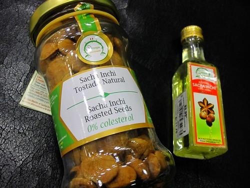 Sacha Inchi - Inca Peanuts