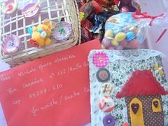 Troquinha - Botes - recebida (Michele - Ba de Ideias) Tags: chocolates pscoa coraes feltro coelhos ovos casinhas botes troquinha