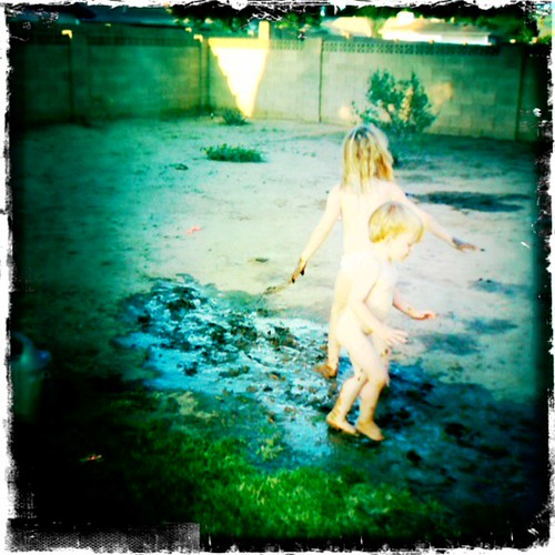 Bringing back the mud puddle
