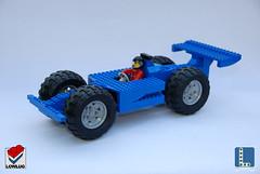 WackyRacer - Formula Car