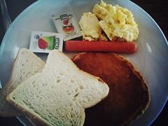 Breakfast, Mirage Island Resort, Pulau Besar