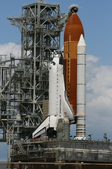 RSS Rollback - STS-134 - NASA Tweetup (geoffryken) Tags: rss pad structure nasa shuttle service launch retraction rotating 134 sts endeavour rollback sts134