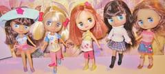 The Tiny Blythe Crew =)