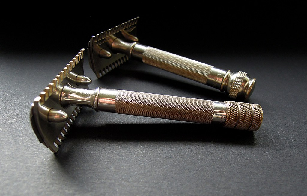 Two Gillette Old Types