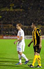 Copa Libertadores de America 2011 | Peñarol - Santos | 110616-7072-jikatu