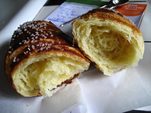 bavarian croissant!