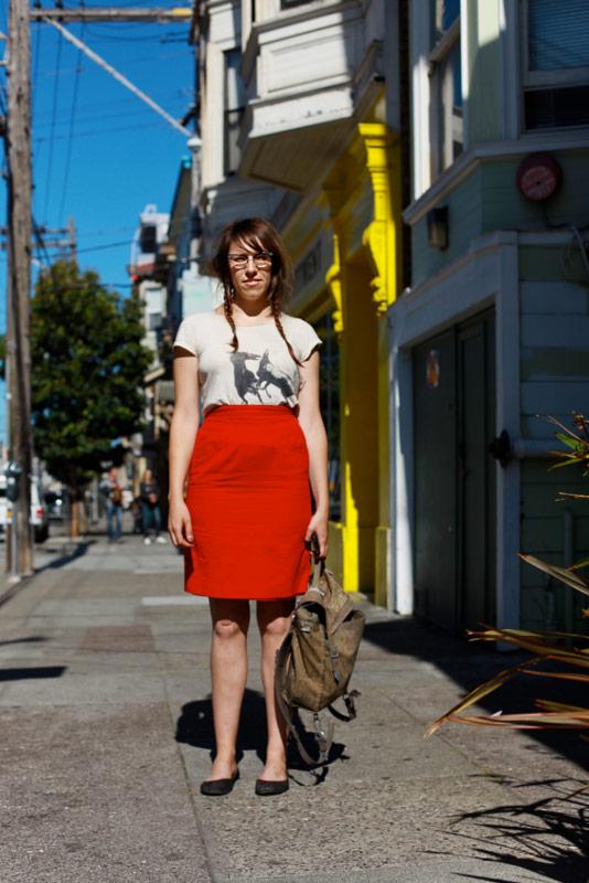 sarahdort - san francisco street fashion style