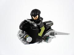 Tachi Hoverbike (_zenn) Tags: lego moc hoverbike tachi motorcycle scifi zenn