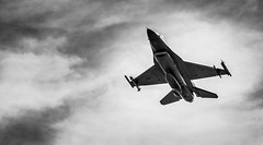 Falcon on a mission (DST-photography) Tags: f16 fighter fighterjet straaljager lockheed martin plane airplane aircraft take off afterburner luke airforce air force base crash f35 jsf phoenix arizona usa america american us black white bw cockpit flightdeck epic dramatic