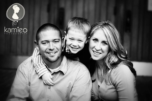Blogging { The S. Family Session }