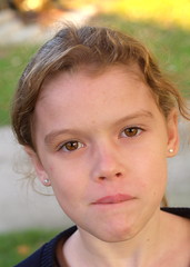 Greta (Uncle Frodus) Tags: portrait girl kid october daughter e1 2009 greta 43 oly fourthirds olympuse1 zuiko35macro olye1