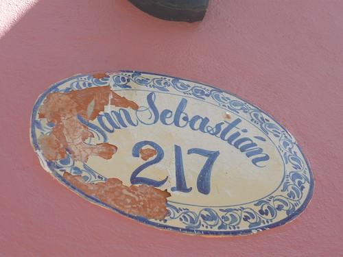 Calle San Sebastian, OSJ