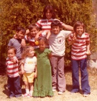Mike's family, long ago...