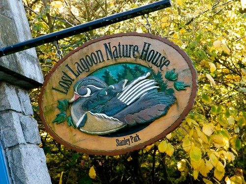 Lost Lagoon Nature House