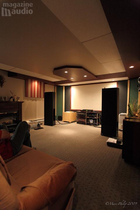 Yves set up