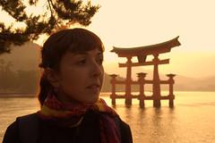 miyajima (яikrdopizana) Tags: travel viaje japan atardecer hiroshima miyajima isla japon ricardopizana rikardopizana