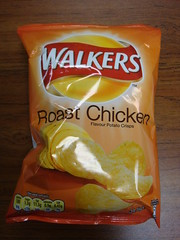 Roast Chicken Crisps