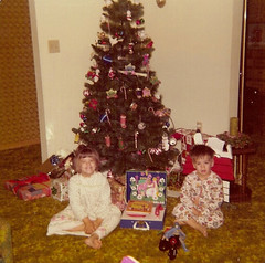 Christmas 1974 (funny strange or funny ha ha) Tags: christmas oklahoma 1974 jones farm ok hooker 73945