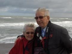 Denmark 2009 (fredesorensen) Tags: storm beach water denmark wind westcoast danmark jutland jylland vesterhavet