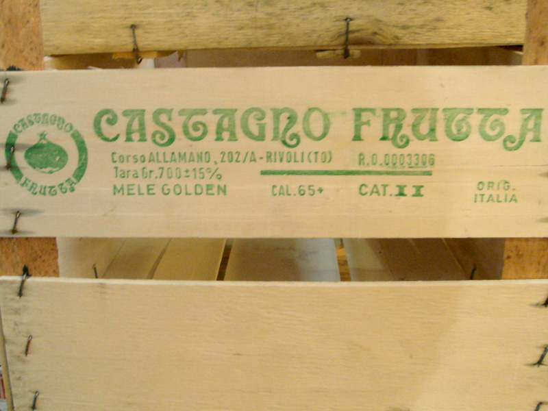 Italian Veg Box Graphics