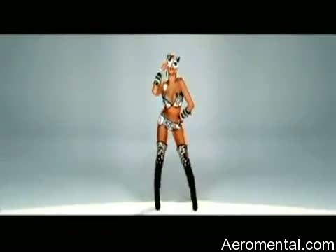 Beyoncé Lady Gaga Video Phone botas