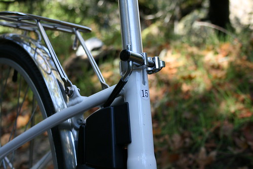 bike bicycle bolt sanyo bikeporn binder ebike santacruzcounty henrycowellredwoodsstatepark electricbike eneloop seattube electricassist