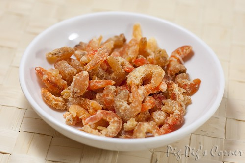 dried shrimps