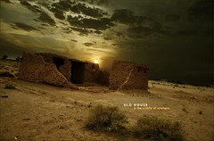 Old mud house (Abdulla Attamimi Photos [@AbdullaAmm]) Tags: old house home photography photo nikon mud photos photographic oldhouse 2008 2010  abdulla abdullah oldhome amm  mudhouse  d90 tamimi   attamimi desamm abdullahamm abdullaamm desammcom desammnet altamimialtamimi    abdullaattamimi abdullahattamimi
