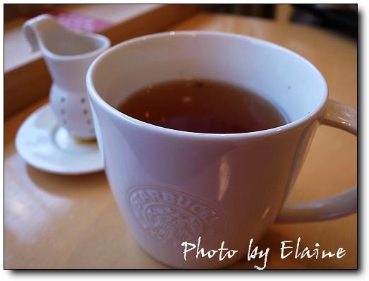 星巴克原葉茶