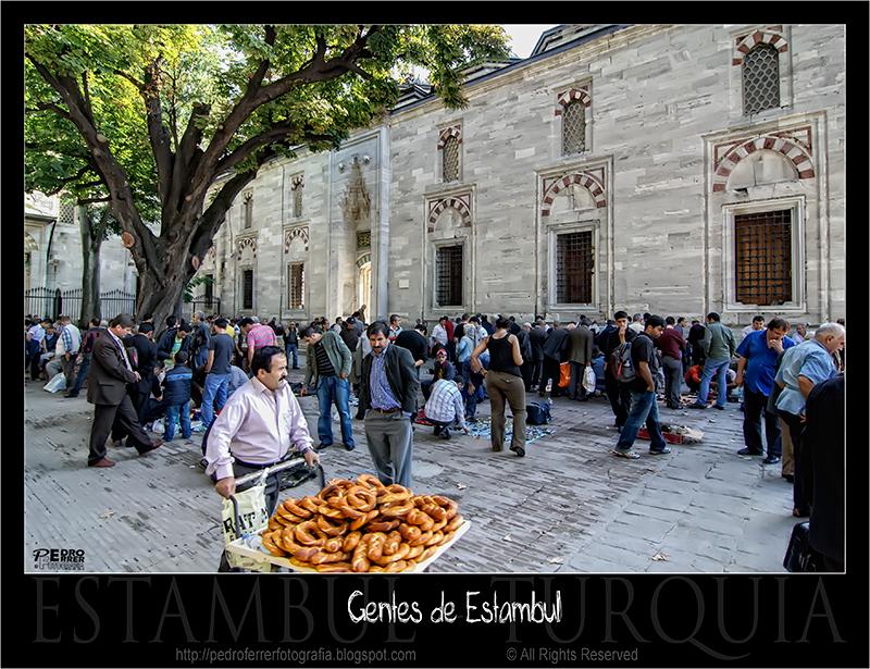 Gentes de Estambul - Más rosquillas!!